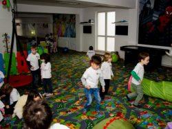 Vizita copiilor de la gradinita Zum Zum